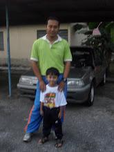 Babah dan Arif Danial