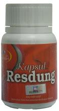 KAPSUL RESDUNG - RM 29.90
