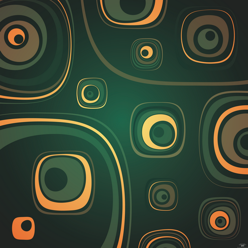 April 2012 Abstract Graphic Wallpaper