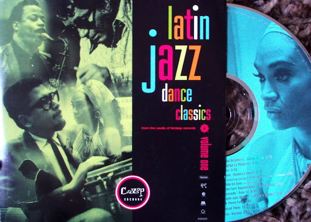 Latin Jazz Dance Classics Volume One ~ From The Vaults of Fantasy Records - Various on Cubop / Ubiquity 1996