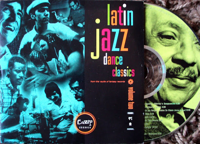 Latin Jazz Dance Classics Volume Two ~ From The Vaults of Fantasy Records - Various on Cubop / Ubiquity 1997