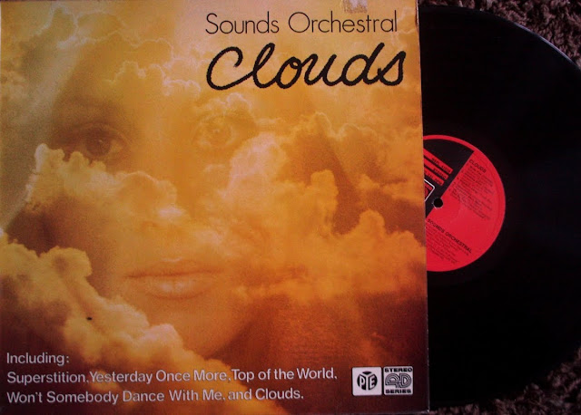 Sounds Orchestral - Clouds on PYE Stereo Series 1974