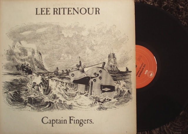 Lee Ritenour - Captain Fingers on Epic 1977