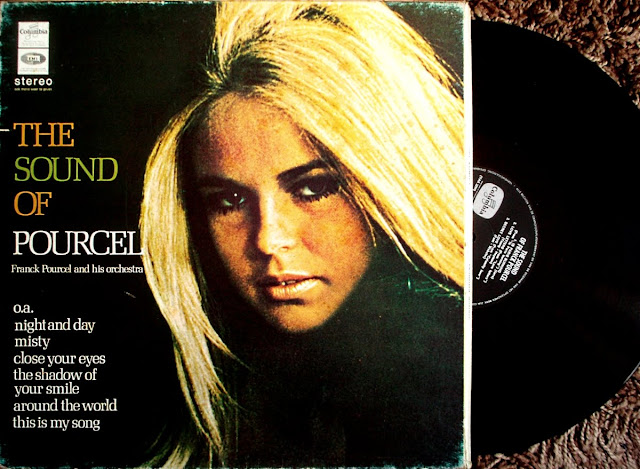 Franck Pourcel et son Grand Orchestre - The Sound of Pourcel on Emi/Columbia (Double LP Box) 197?