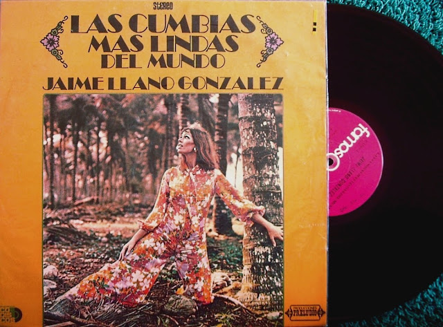 Jaime Llano GonzГЎlez - Las Cumbias Mas Lindas Del Mundo on Codiscos 1975