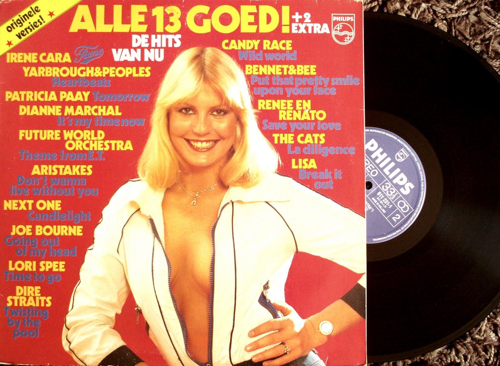 vitacongusto: Alle 13 Goed! + 2 Extra ~ De Hits Van Nu - Various on ...