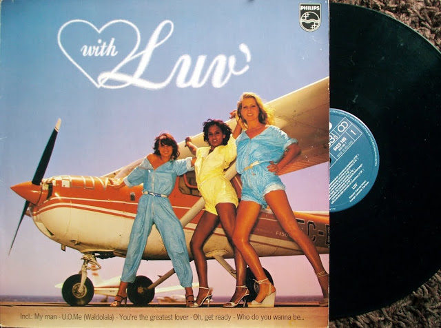 Luv' - With Luv' on Philips 1978