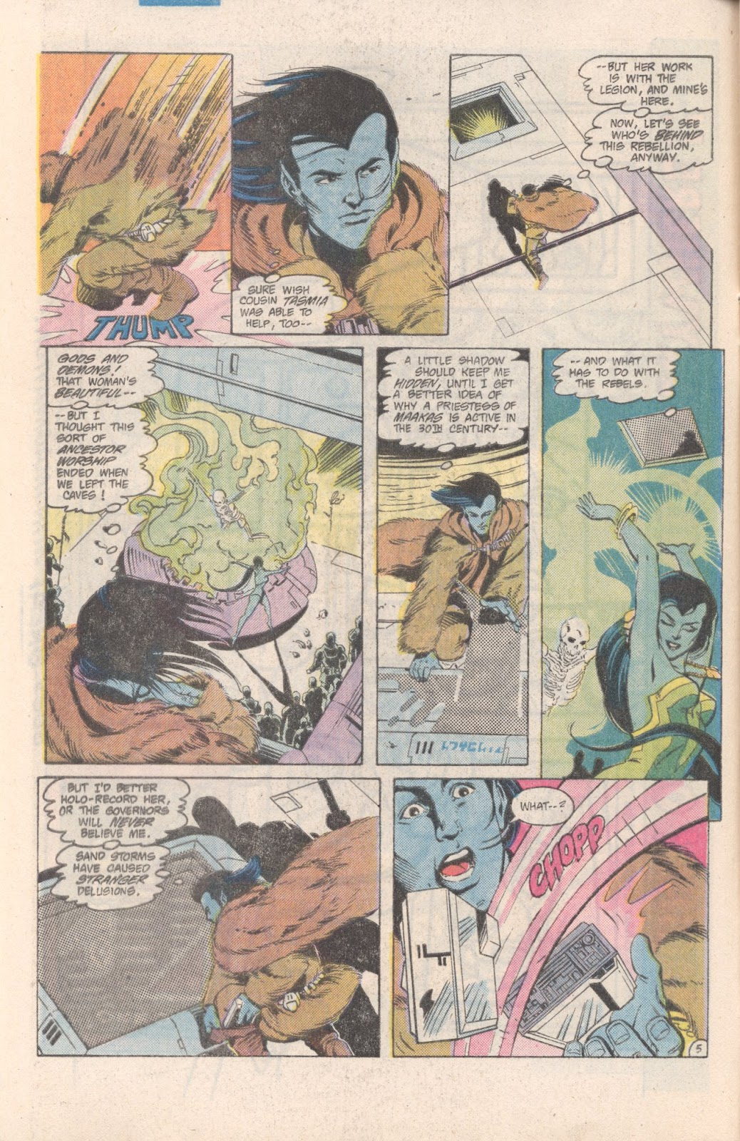 Tales of the Legion Issue #318 #5 - English 6