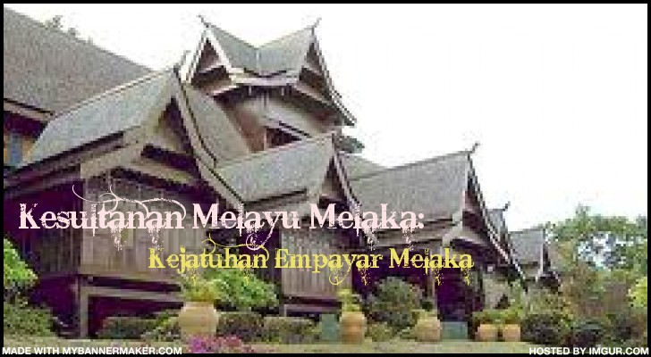 Kejatuhan Melaka
