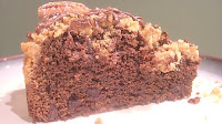 Brownie Coffeecake