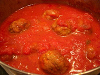 Sunday Gravy Meatballs More
