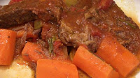 Tyler's Pot Roast and Vegetables