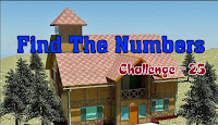 Find the Numbers Challenge 25 Walkthrough