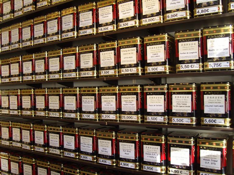 Notre sélection de thés