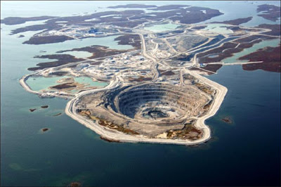 amazing diamond mine