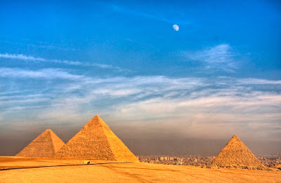 Great Pyramid of Giza photography