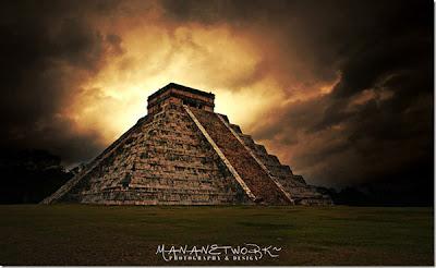 Chichen Itza Mexico Photography