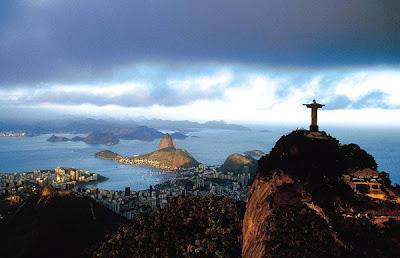 Christ on the Corcovado Rio de Janeiro Brazil