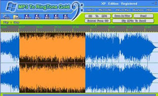 MP3 Ringtone Gold v5.02 + key