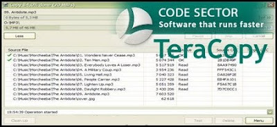 TeraCopy PRO 2.2 Beta 3 - software gratis, serial number, crack, key, terlengkap