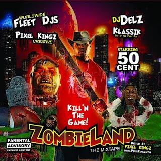 DJ Delz & Klassik Present 50 Cent - Zombie Land [Explicit][Bootleg][2009]