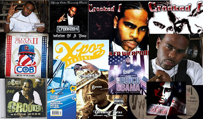 Crooked I Discography