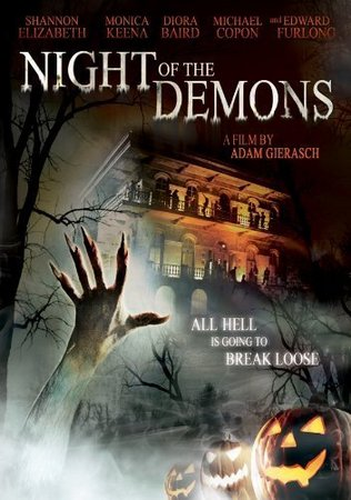 Locandina Night Of The Demons  SubITA Film Streaming