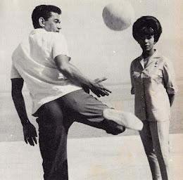 Elza Soares e Garrincha
