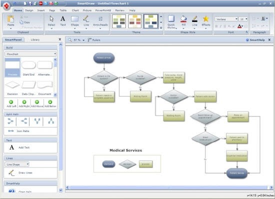 portable software download portable smartdraw 201004 by