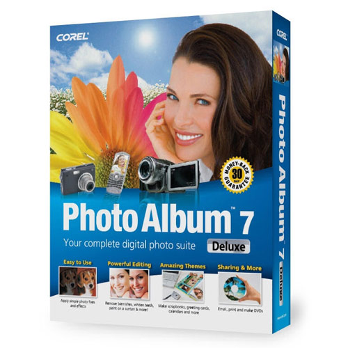 Corel Photo Album v7.0 Portable