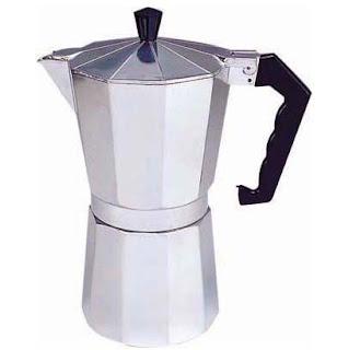 Moka classica, caffettiera normale