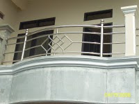 Balkon Stainless Steel