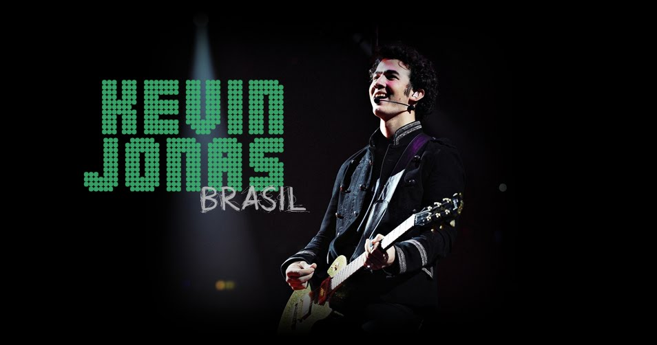 Kevin Jonas Brasil //  Sua fonte número #1 sobre Kevin Jonas no Brasil.