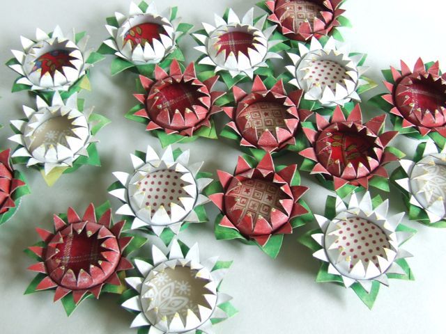 Adornos para el arbol de navidad del blog de michele - Adornos navidenos para el arbol ...