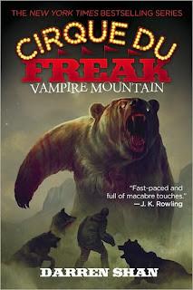 Cirque du Freak: Vampire Mountain (Book Four)
