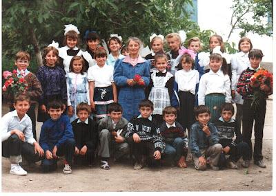Твардицкая восьмилетняя школа мой класс