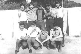 Мой класс Твардицкая школа 1975