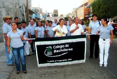 Ometepec on Alumnos Fundadores  Maestros  Administrativos
