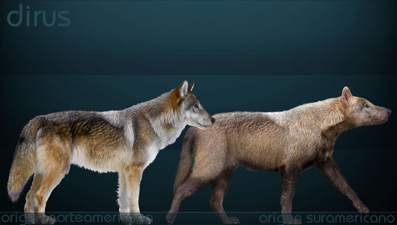 Animales antiguos