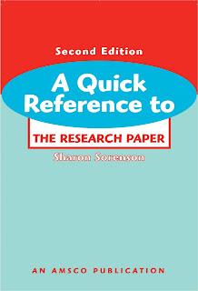 quick research paper unit