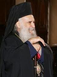 Ο Αρχιεπίσκοπος Θυατείρων & Μεγάλης Βρετανίας Γρηγόριος