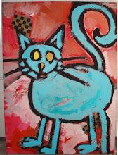 gato marado