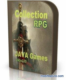 Collection RPG Java Games | 240x320 | Size: 9.89 Mb |