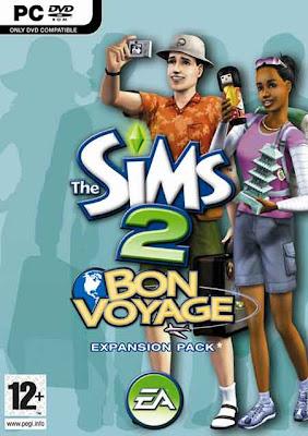 Los Sims 2: Bon Voyage Los-sims-2-bon-voyage-pc