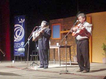 Oliveira  e Geraldo Amancio