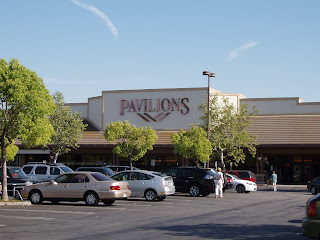 Pavilions convenience store, Burbank