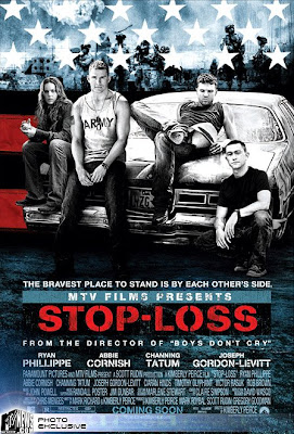 Stop-Loss movie poster