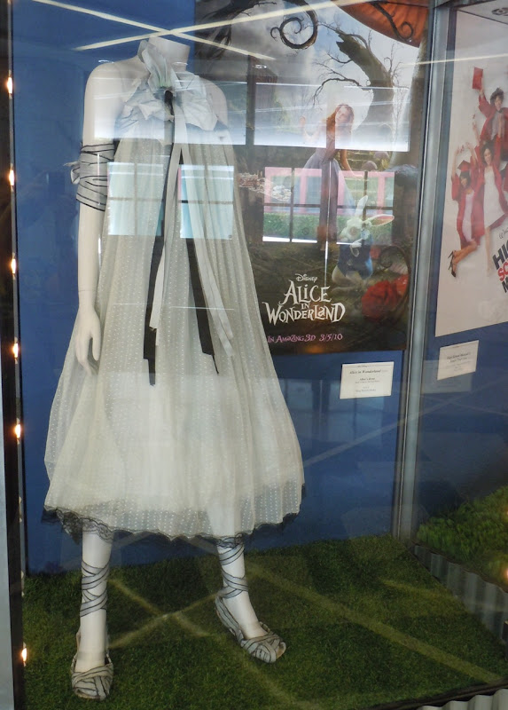 Alice dress made by The Mad Hatter
