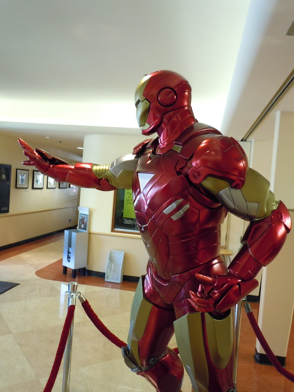Iron Man 2 suit side-view