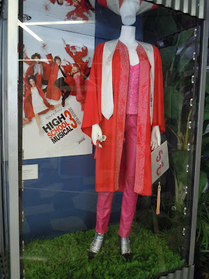 High School Musical 3 Sharpay graduation costume